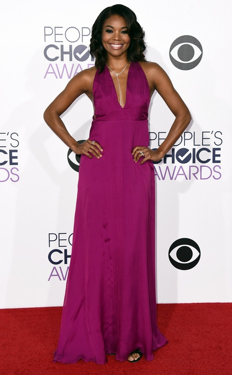 Gabrielle Union, People's Choice Awards