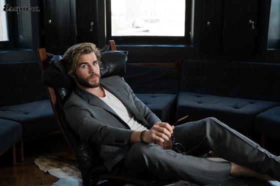Liam Hemsworth, Esquire Middle East