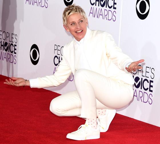 Ellen DeGeneres, People's Choice Awards