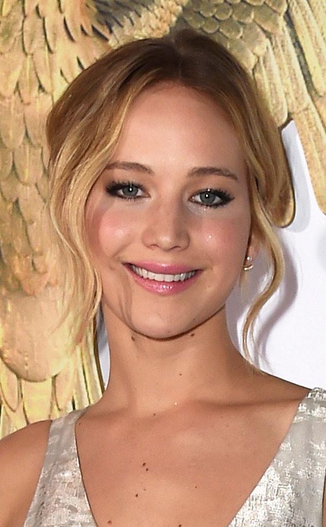 Jennifer Lawrence, Mockingjay Premiere