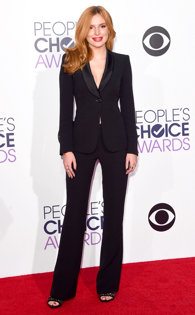 Bella Thorne, People's Choice Awards