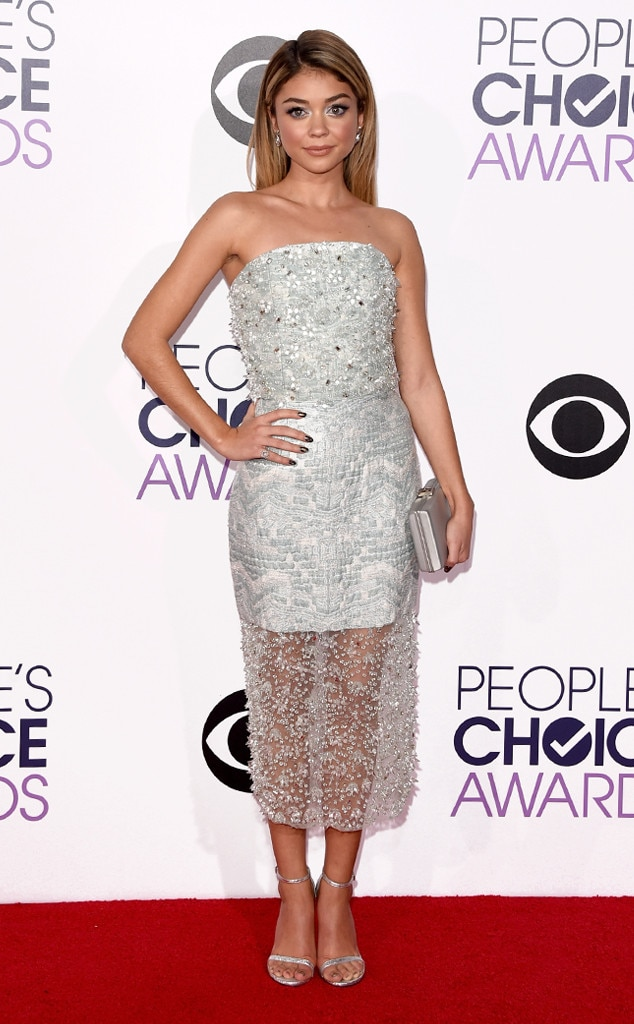 Sarah Hyland, People's Choice Awards
