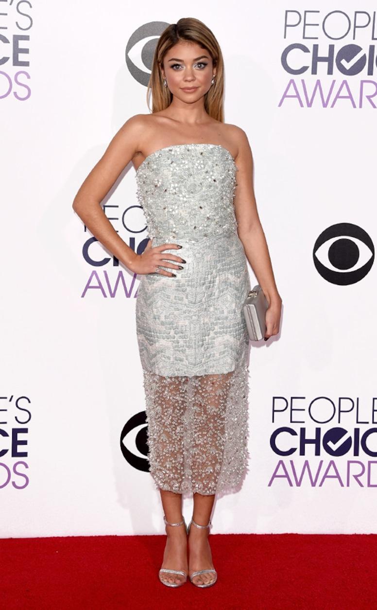 Sarah Hyland, People's Choice Awards