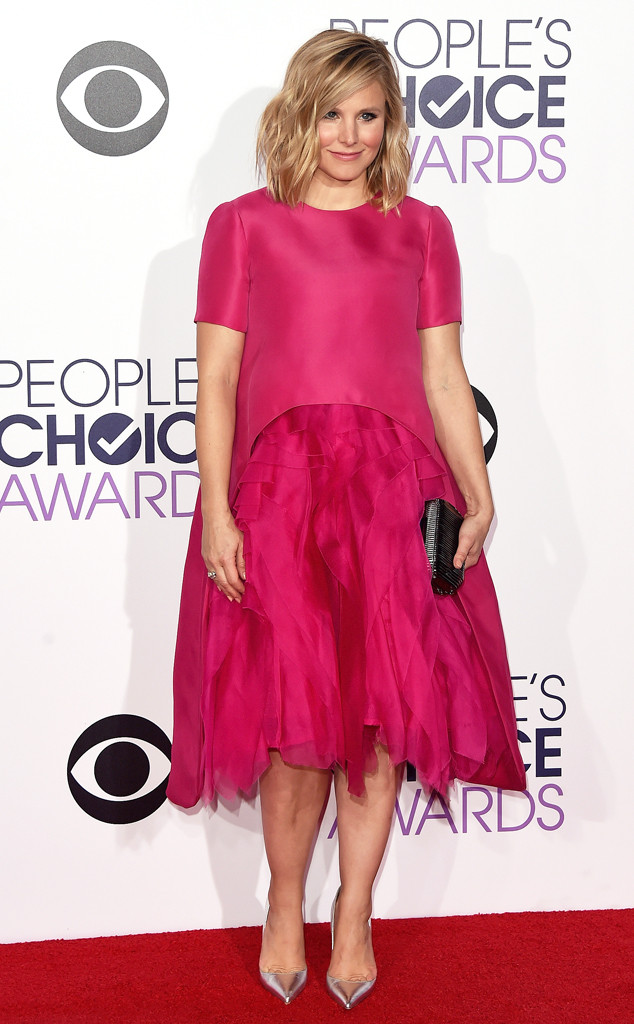 Kristen Bell, People's Choice Awards