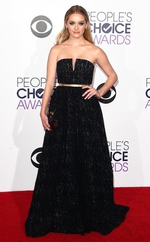 Greer Grammer, People's Choice Awards