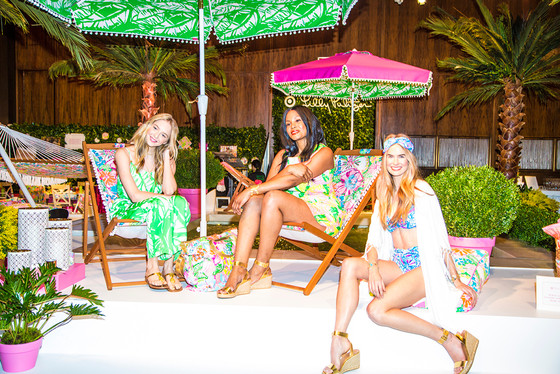 Lilly Pulitzer, Target