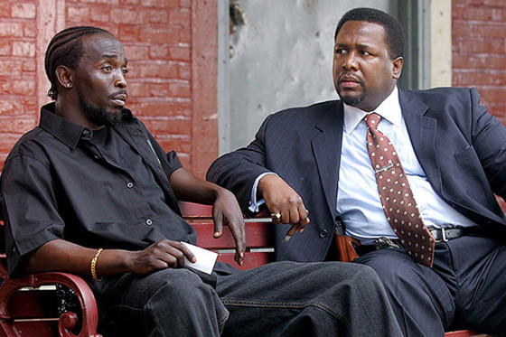 The Wire, Michael Kenneth Williams, Wendell Pierce