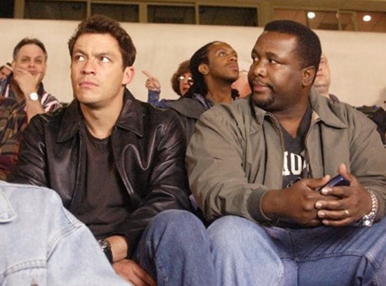 The Wire, Wendell Pierce, Dominic West