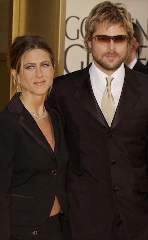 Jennifer Aniston, Brad Pitt, Golden Globes