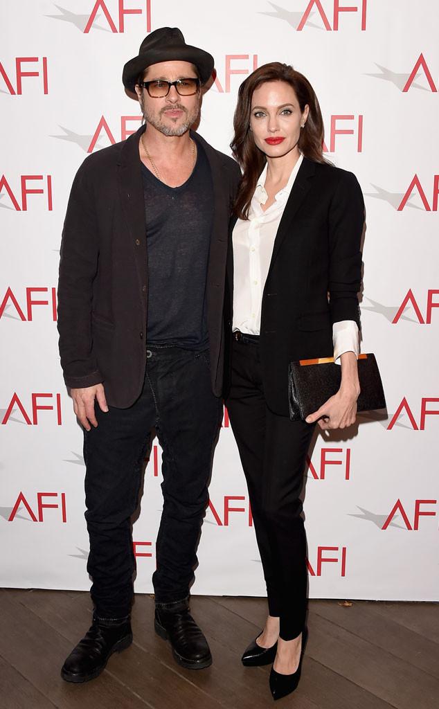 Brad Pitt, Angelina Jolie, AFI Awards