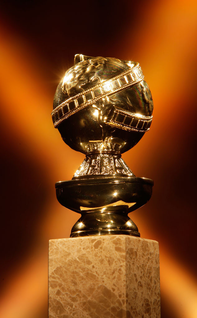 Golden Globes, Trophy