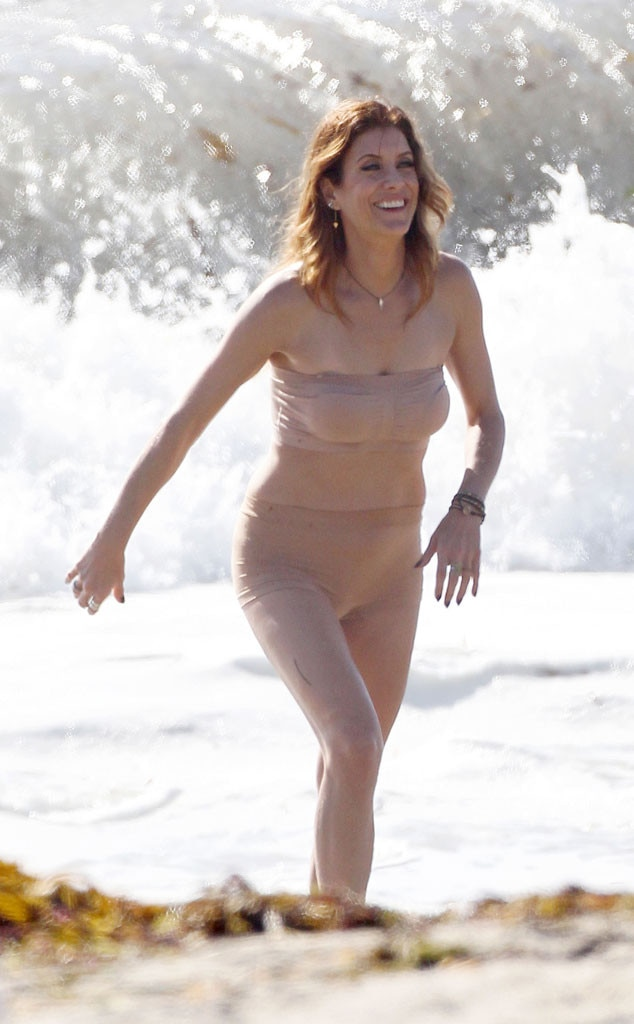 kate walsh from hottest celeb bikini bods over 40