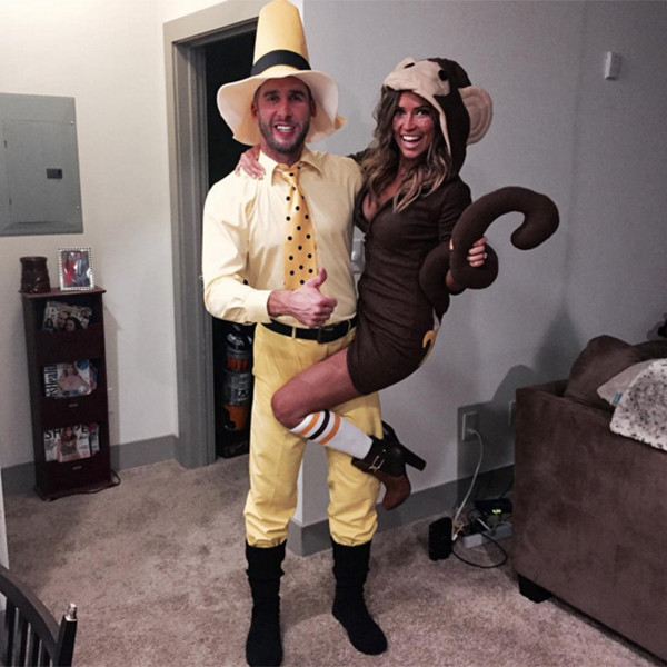 Shawn Booth, Kaitlyn Bristowe, The Bachelorette, Halloween 2015