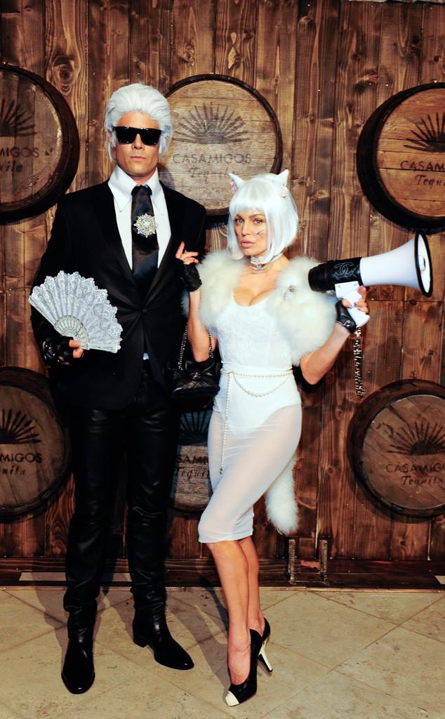 CasAmigos Tequila Halloween Party, Josh Duhamel, Fergie