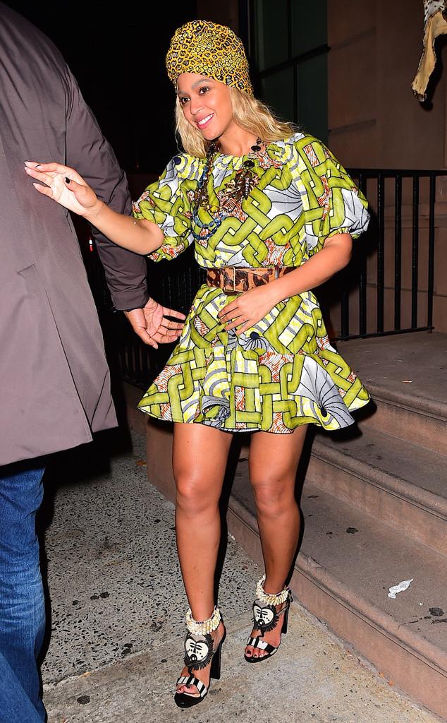 Beyonce, Halloween