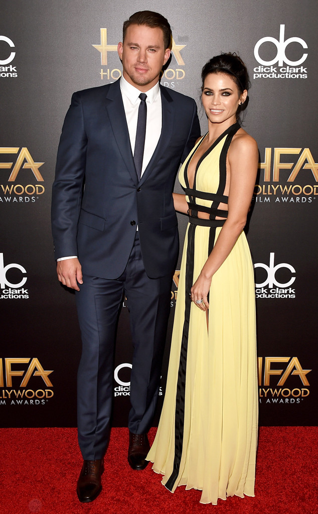 Channing Tatum, Jenna Dewan-Tatum, Hollywood Film Awards