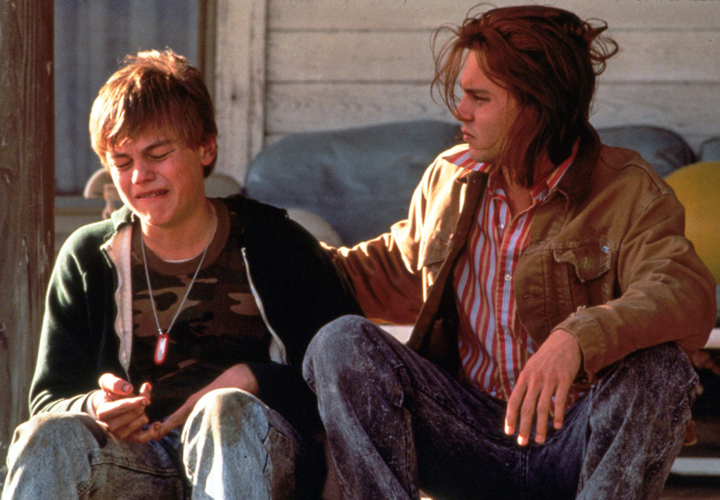 What's Eating Gilbert Grape, Johnny Depp, Leonardo DiCaprio
