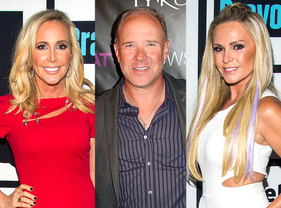 Shannon Beador, Brooks Ayers, Tamra Judge