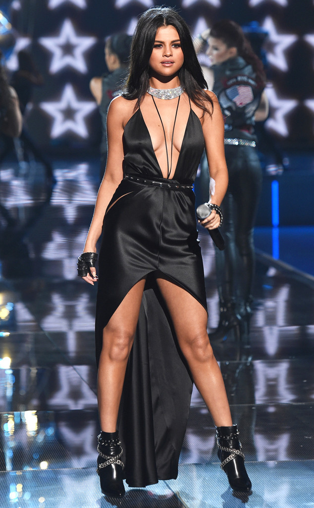 Selena Gomez, Victoria's Secret Fashion Show Runway