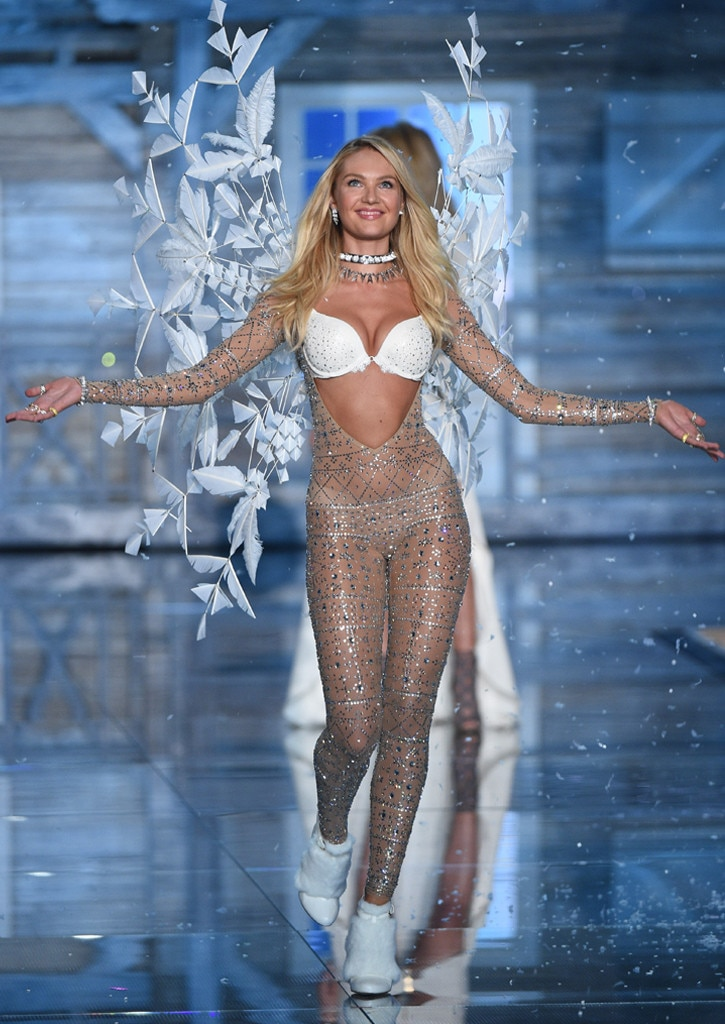 a2163f799 Candice Swanepoel from 2015 Victoria s Secret Fashion Show