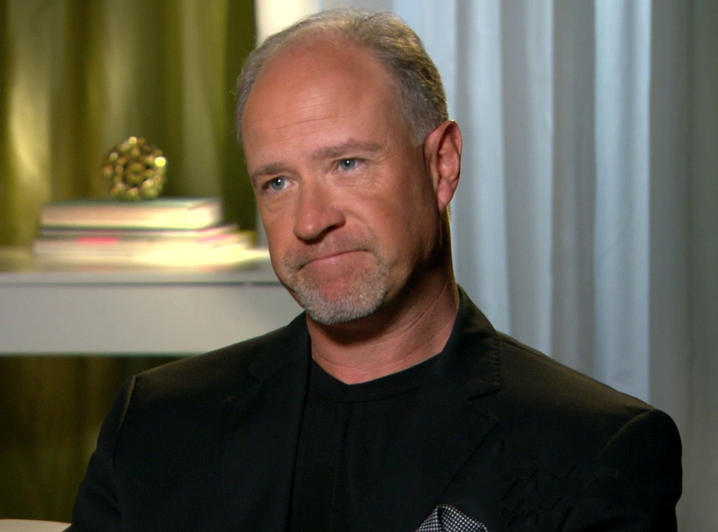 Brooks Ayers and Vicki Gunvalson,  RHOC  -  There's a reason Andy Cohen  asked Vicki  if  Dirty John  reminded her of anyone in a recent promo for the  RHOC  reunion. He came into her life with an unknown past, an unknown job, unknown family members, and unknown pretty much everything.