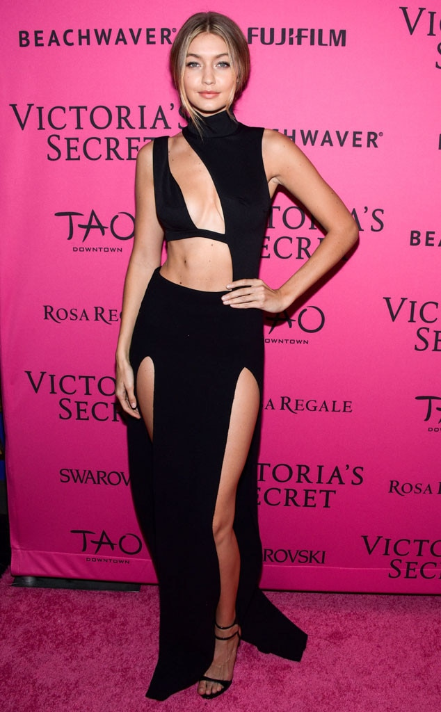Gigi Hadid, Victorias Secret Fashion Show, After Party