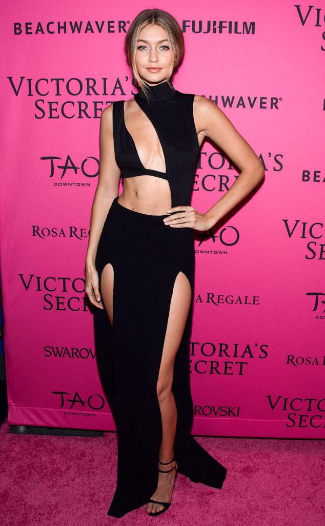 Gigi Hadid, Victorias Secret Fashion Show, After Party