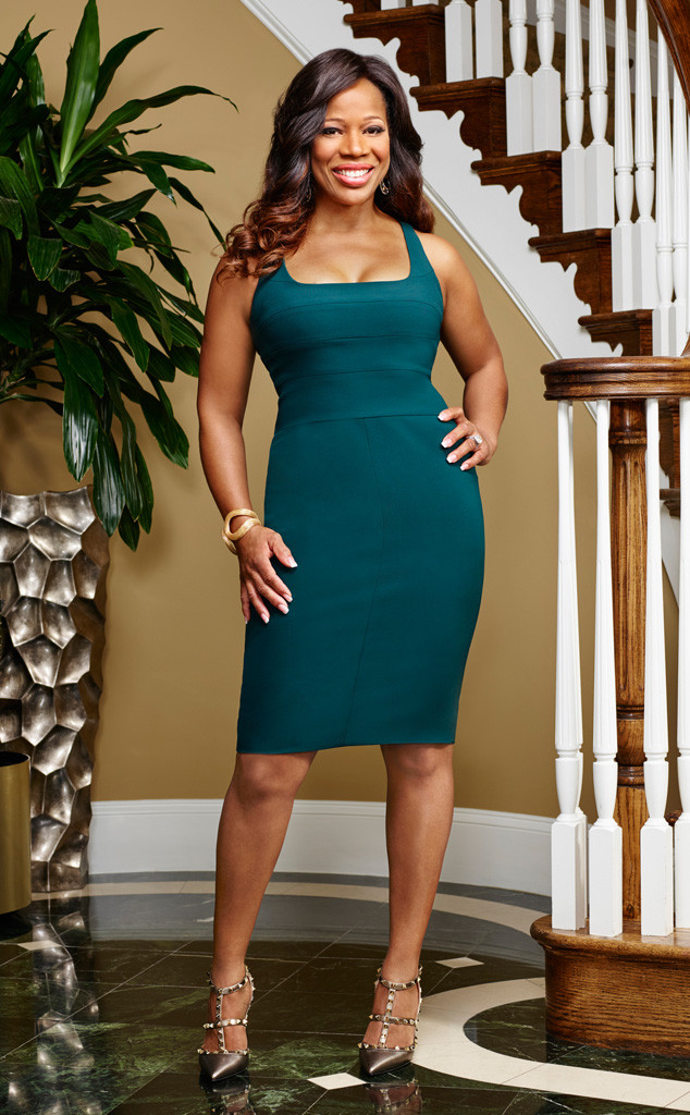 The Real Housewives of Potomac Cast, Charrisse Jackson Jordan