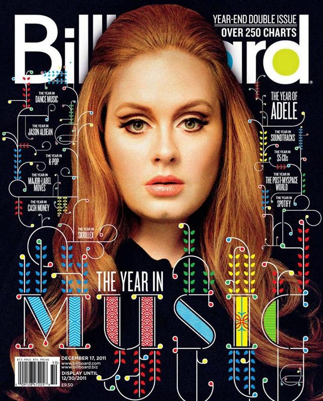 Adele, Billboard