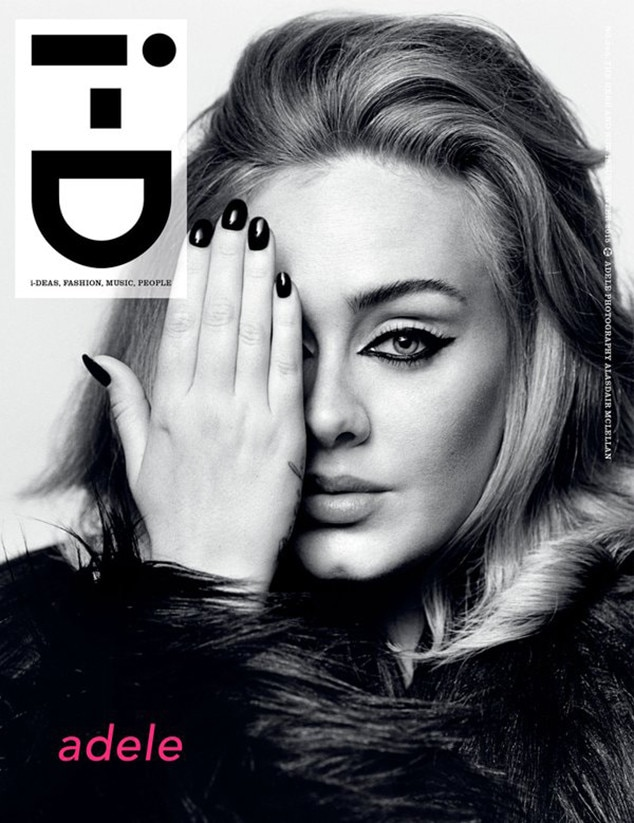 Adele, i-D