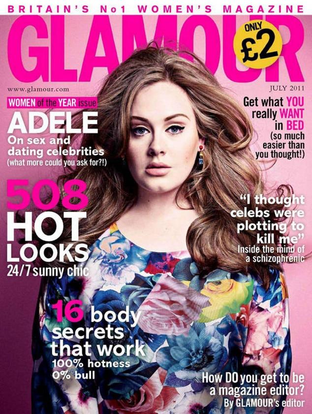 Adele, British Glamour