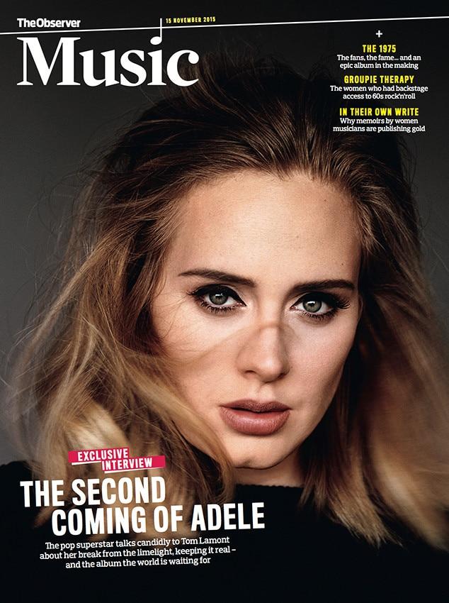 Adele, The Observer