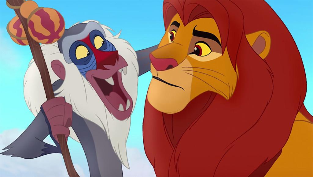 The Lion Guard, The Lion King TV Sequel