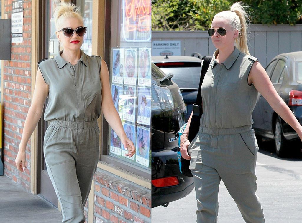 Gwen Stefani\u0027s Style Copied by Her \u0026 Gavin Rossdale\u0027s Kids