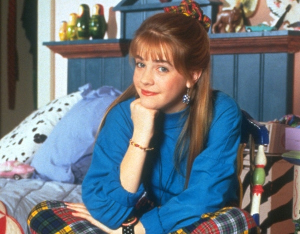 Rs X Clarissa Explains It All Melissa Joan Hart Ch on Nickelodeon Cartoons All Grown Up