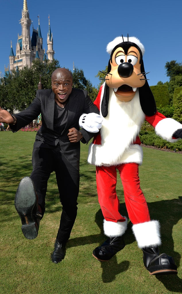 Seal, Goofy, Disney