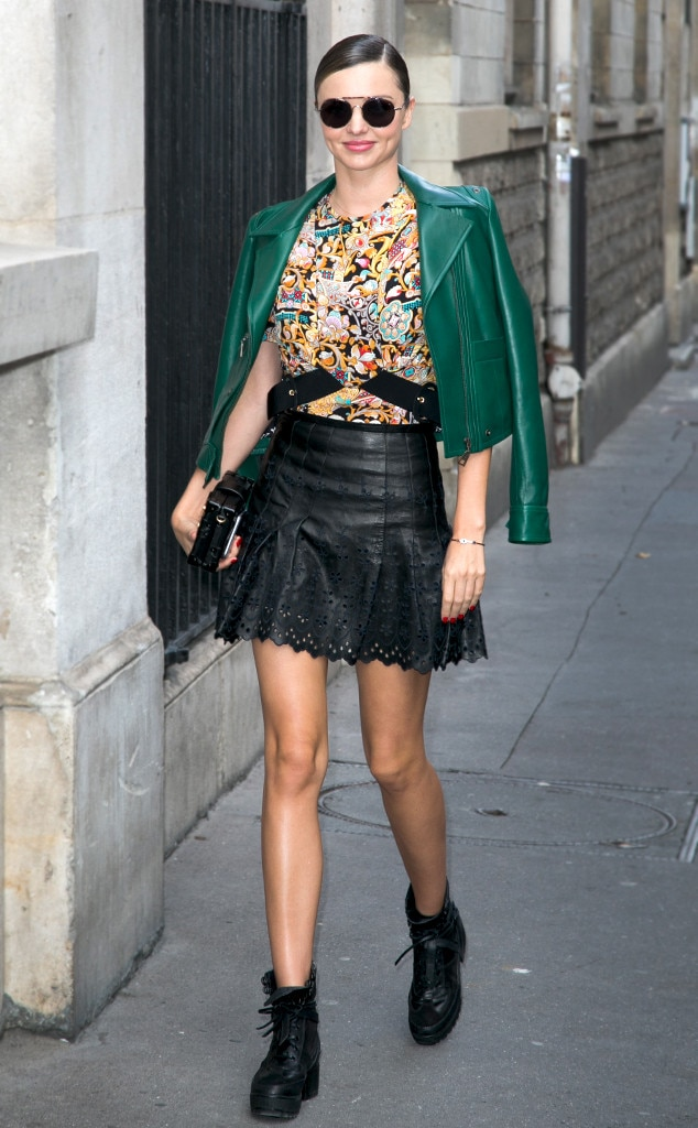 how to wear skirts in fall