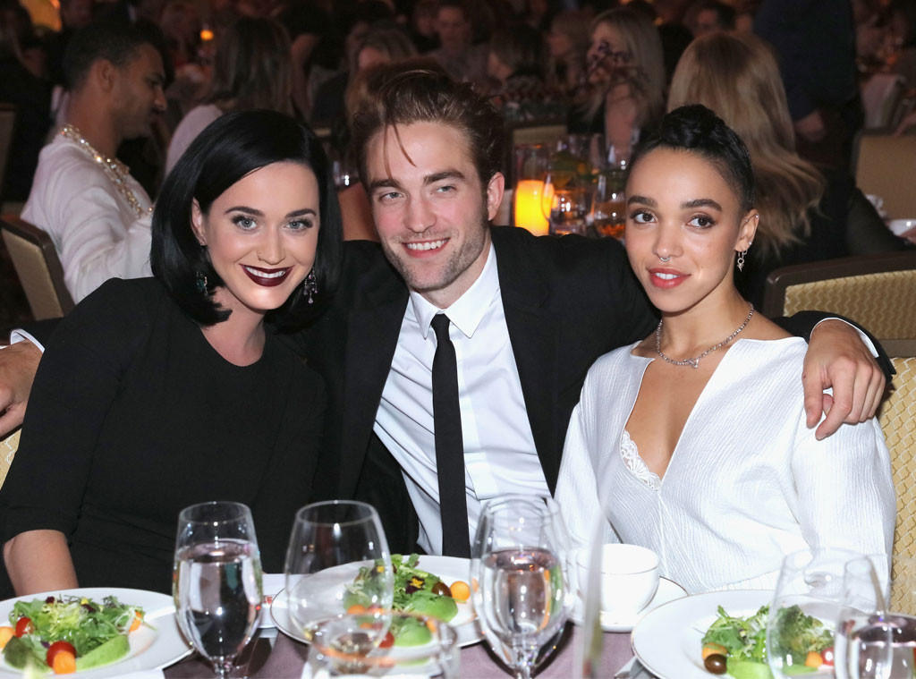 robert pattinson dating now