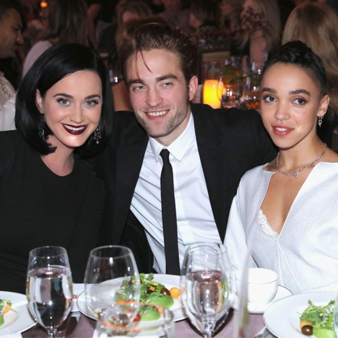 And fka twig rob pattinson Robert Pattinson