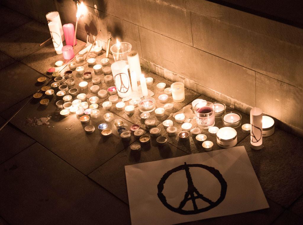 Paris Attacks Tribute