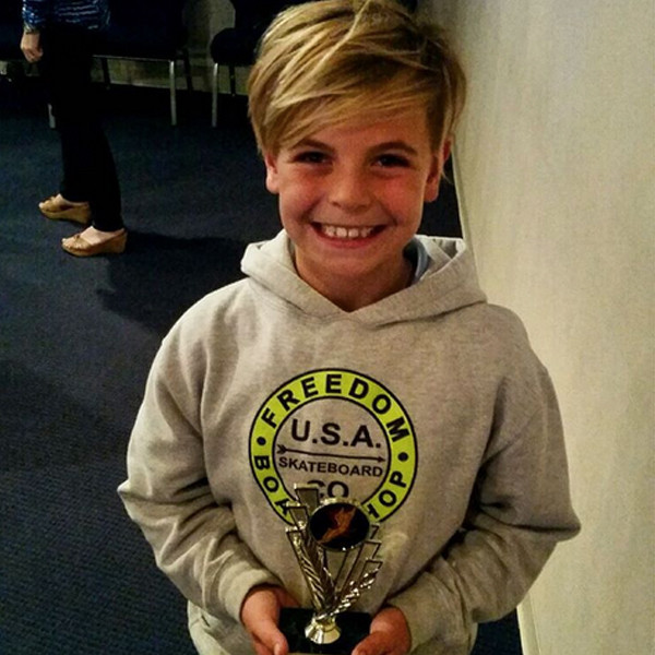 Britney Spears' Son Just Won the Coolest Award at School ...