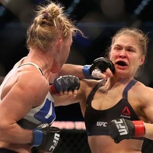 Ronda Rousey Nue