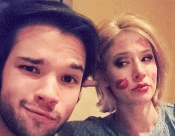 Nathan Kress Is Married! ICarly Star Says I Do To London