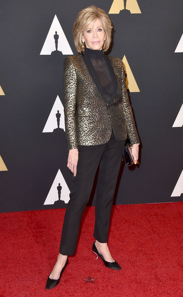 Governors Awards, Jane Fonda