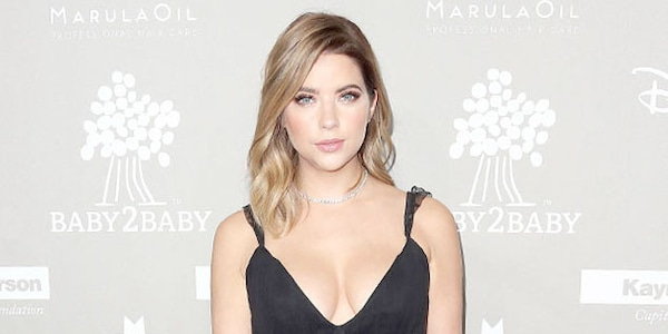 88f3e45be54d18 Ashley Benson from 2015 Baby2Baby Gala  Celebrity Styles   E! News