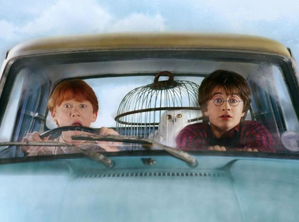 Harry Potter, Ron Weasley