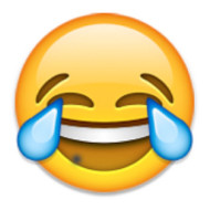 Laughing While Crying Emoji, Oxford Word of the Year