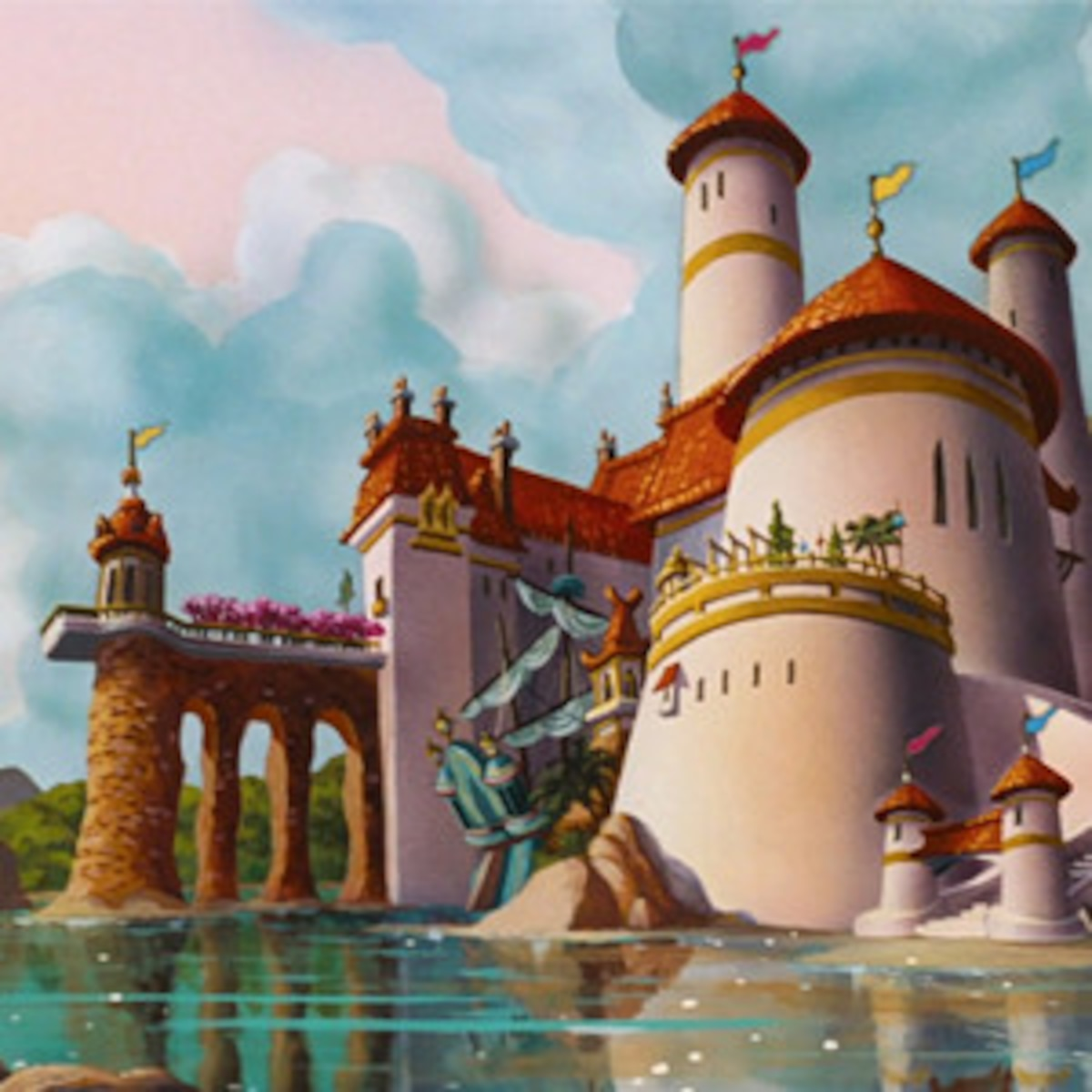 The Best And Worst Disney Castles To Live In E Online Au