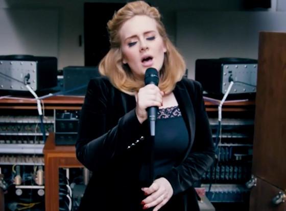 Adele, 60 Minutes
