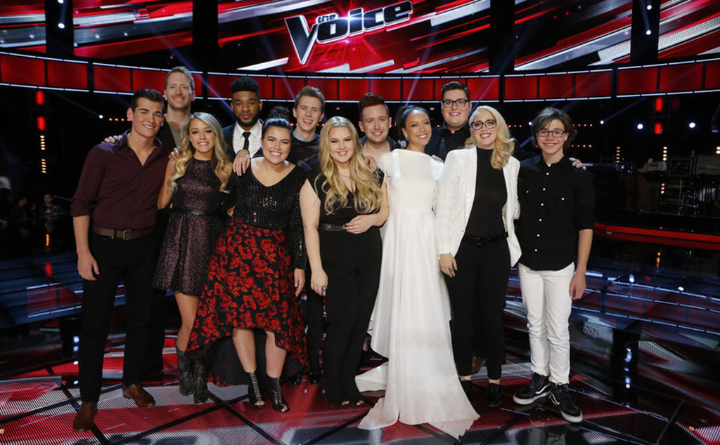 The Voice, Top 12